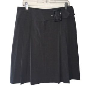3/$21 Larry Levine Stretch MIDI Skirt